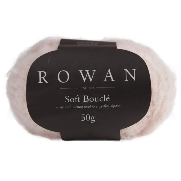 Rowan Soft Boucl\u00e9 601 Shrimp